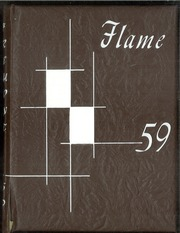 1959 Edition, Fremont High School - Flame Yearbook (Oakland, CA)
