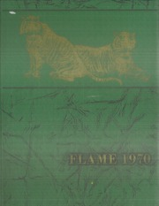 Fremont High School - Flame Yearbook (Oakland, CA) online yearbook collection, 1970 Edition, Page 1