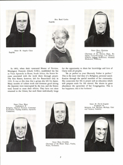 Page 11, 1964 Edition, Holy Names High School - Echoes Yearbook (Oakland, CA) online yearbook collection