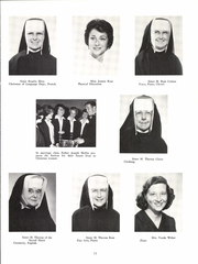 Page 15, 1964 Edition, Holy Names High School - Echoes Yearbook (Oakland, CA) online yearbook collection