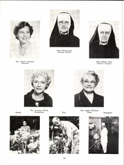 Page 16, 1964 Edition, Holy Names High School - Echoes Yearbook (Oakland, CA) online yearbook collection
