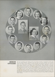 Page 12, 1940 Edition, Oakland High School - Oaken Bucket Yearbook (Oakland, CA) online yearbook collection