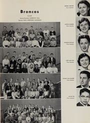 Page 11, 1955 Edition, Oakland High School - Oaken Bucket Yearbook (Oakland, CA) online yearbook collection
