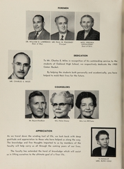Page 6, 1955 Edition, Oakland High School - Oaken Bucket Yearbook (Oakland, CA) online yearbook collection