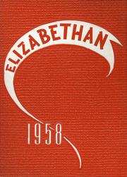 St Elizabeth High School - Elizabethan Yearbook (Oakland, CA) online yearbook collection, 1958 Edition, Page 1