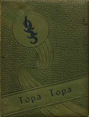Page 1, 1955 Edition, Nordhoff High School - Topa Topa Yearbook (Ojai, CA) online yearbook collection