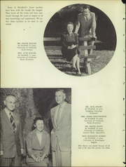 Page 12, 1955 Edition, Nordhoff High School - Topa Topa Yearbook (Ojai, CA) online yearbook collection