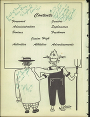Page 6, 1955 Edition, Nordhoff High School - Topa Topa Yearbook (Ojai, CA) online yearbook collection