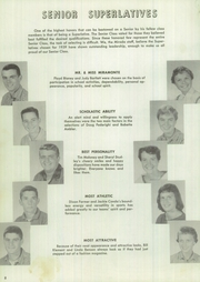Page 12, 1959 Edition, Miramonte High School - Mirada Yearbook (Orinda, CA) online yearbook collection