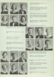 Page 17, 1959 Edition, Miramonte High School - Mirada Yearbook (Orinda, CA) online yearbook collection