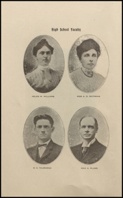 Page 10, 1907 Edition, Oxnard High School - Cardinal and Gold Yearbook (Oxnard, CA) online yearbook collection