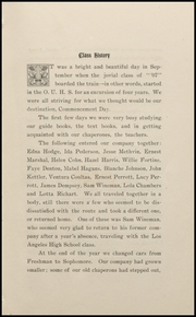 Page 17, 1907 Edition, Oxnard High School - Cardinal and Gold Yearbook (Oxnard, CA) online yearbook collection