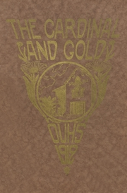 Page 1, 1912 Edition, Oxnard High School - Cardinal and Gold Yearbook (Oxnard, CA) online yearbook collection