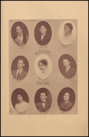 Page 11, 1912 Edition, Oxnard High School - Cardinal and Gold Yearbook (Oxnard, CA) online yearbook collection