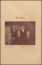 Page 13, 1912 Edition, Oxnard High School - Cardinal and Gold Yearbook (Oxnard, CA) online yearbook collection