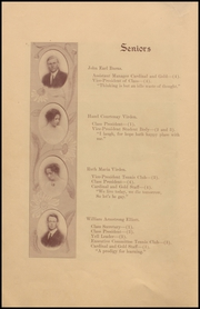 Page 14, 1912 Edition, Oxnard High School - Cardinal and Gold Yearbook (Oxnard, CA) online yearbook collection