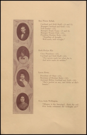 Page 16, 1912 Edition, Oxnard High School - Cardinal and Gold Yearbook (Oxnard, CA) online yearbook collection