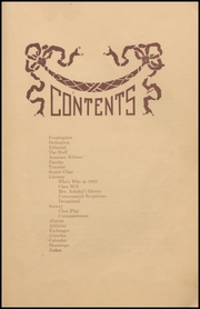 Page 7, 1912 Edition, Oxnard High School - Cardinal and Gold Yearbook (Oxnard, CA) online yearbook collection