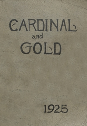 Page 1, 1925 Edition, Oxnard High School - Cardinal and Gold Yearbook (Oxnard, CA) online yearbook collection