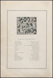 Page 12, 1925 Edition, Oxnard High School - Cardinal and Gold Yearbook (Oxnard, CA) online yearbook collection