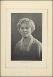 Page 11, 1930 Edition, Oxnard High School - Cardinal and Gold Yearbook (Oxnard, CA) online yearbook collection