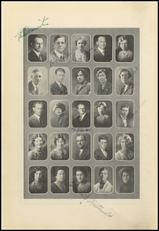 Page 16, 1930 Edition, Oxnard High School - Cardinal and Gold Yearbook (Oxnard, CA) online yearbook collection