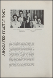 Page 12, 1937 Edition, Oxnard High School - Cardinal and Gold Yearbook (Oxnard, CA) online yearbook collection