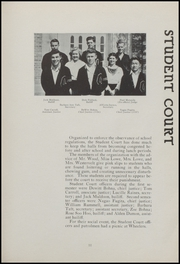 Page 13, 1937 Edition, Oxnard High School - Cardinal and Gold Yearbook (Oxnard, CA) online yearbook collection