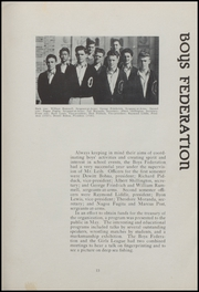 Page 15, 1937 Edition, Oxnard High School - Cardinal and Gold Yearbook (Oxnard, CA) online yearbook collection