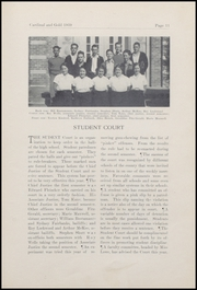 Page 15, 1939 Edition, Oxnard High School - Cardinal and Gold Yearbook (Oxnard, CA) online yearbook collection