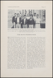 Page 17, 1939 Edition, Oxnard High School - Cardinal and Gold Yearbook (Oxnard, CA) online yearbook collection