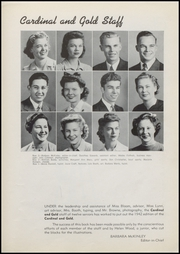 Page 15, 1942 Edition, Oxnard High School - Cardinal and Gold Yearbook (Oxnard, CA) online yearbook collection