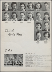 Page 12, 1943 Edition, Oxnard High School - Cardinal and Gold Yearbook (Oxnard, CA) online yearbook collection