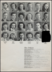Page 13, 1943 Edition, Oxnard High School - Cardinal and Gold Yearbook (Oxnard, CA) online yearbook collection