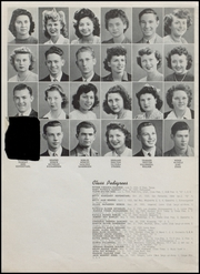 Page 14, 1943 Edition, Oxnard High School - Cardinal and Gold Yearbook (Oxnard, CA) online yearbook collection
