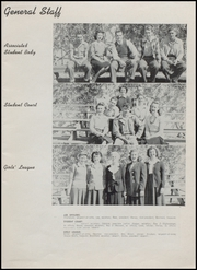 Page 9, 1943 Edition, Oxnard High School - Cardinal and Gold Yearbook (Oxnard, CA) online yearbook collection