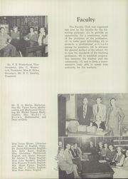 Page 10, 1948 Edition, Oxnard High School - Cardinal and Gold Yearbook (Oxnard, CA) online yearbook collection