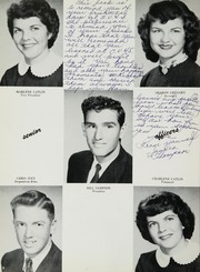 Page 12, 1954 Edition, Oxnard High School - Cardinal and Gold Yearbook (Oxnard, CA) online yearbook collection