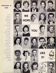 Page 5, 1957 Edition, Birmingham High School - Tomahawk Yearbook (Van Nuys, CA) online yearbook collection
