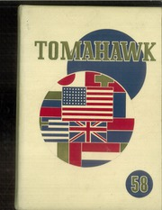 1958 Edition, Birmingham High School - Tomahawk Yearbook (Van Nuys, CA)