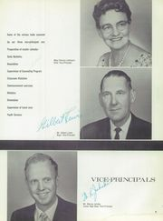 Page 13, 1959 Edition, Birmingham High School - Tomahawk Yearbook (Van Nuys, CA) online yearbook collection