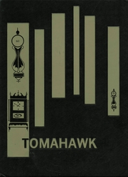 1960 Edition, Birmingham High School - Tomahawk Yearbook (Van Nuys, CA)