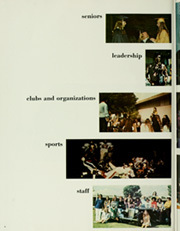 Page 8, 1973 Edition, Birmingham High School - Tomahawk Yearbook (Van Nuys, CA) online yearbook collection