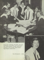Page 10, 1955 Edition, Castilleja School - Indian Paintbrush Yearbook (Palo Alto, CA) online yearbook collection