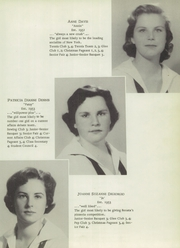 Page 17, 1955 Edition, Castilleja School - Indian Paintbrush Yearbook (Palo Alto, CA) online yearbook collection