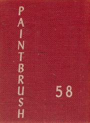1958 Edition, Castilleja School - Indian Paintbrush Yearbook (Palo Alto, CA)