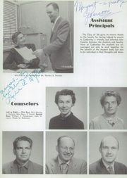 Page 10, 1952 Edition, Cubberley High School - Totem Yearbook (Palo Alto, CA) online yearbook collection