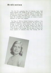 Page 6, 1952 Edition, Cubberley High School - Totem Yearbook (Palo Alto, CA) online yearbook collection