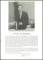 Page 8, 1959 Edition, Cubberley High School - Totem Yearbook (Palo Alto, CA) online yearbook collection