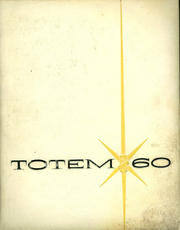 1960 Edition, Cubberley High School - Totem Yearbook (Palo Alto, CA)